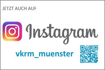 VKRM jetzt auch auf Instagram
